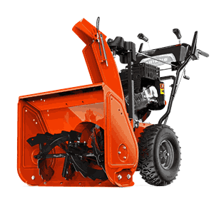 ARIENS COMPACT AT 24 LE SNØFRESER