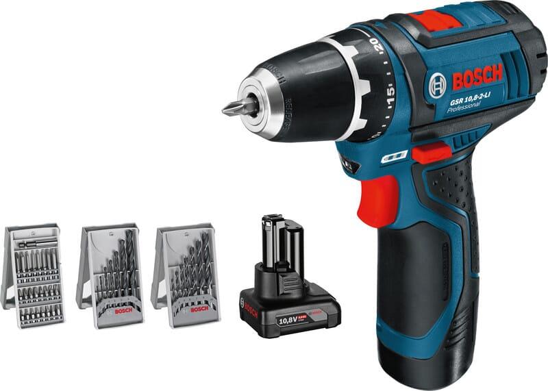 Bosch Blå - Caro Maskinservice AS
